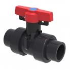 Válvula Esférica PVC-U Industrial