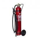 Extintor com  carga em pó ABC ou BC - P20