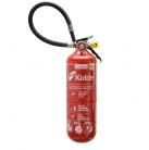 Extintor Portátil com carga de Pó ABC