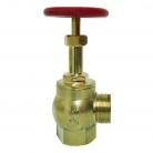 Válvula Industrial Crane 90° 210 LBS 1.1/2