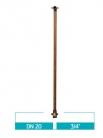 Kit Registro de Pressão - Dry Wall - Linha 4416.960 / 4416.965