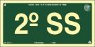 Placas Fotoluminescentes Pavimentos S17 -  Sub Solo 2