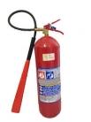 Extintor Gas Carbonico BC 6kgs 01 Ano de Garantia